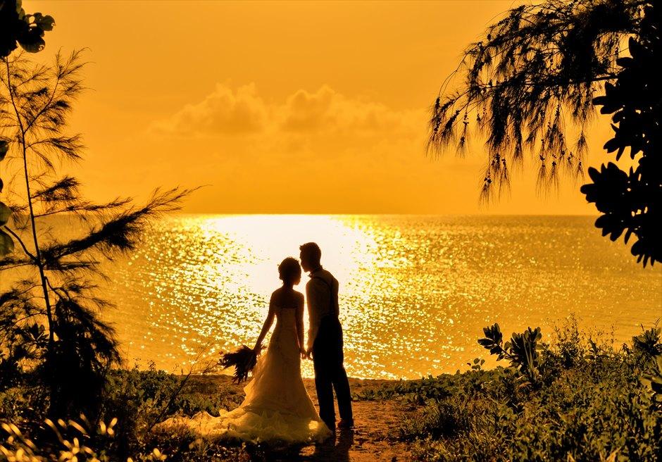 Ishigaki 2Spot Sunset<br>Wedding Photo Shooting