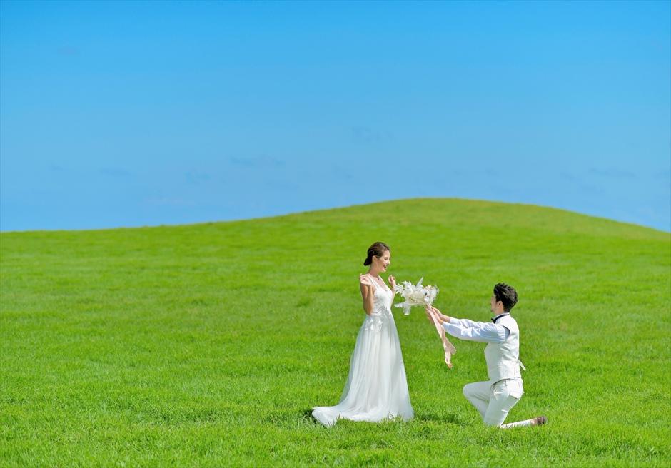 Ishigaki Half Day Charter<br>Wedding Photo Shooting