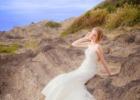 ウェディング ウエディング ウェディングドレス 石垣島 レンタル ブライダル ブライダルサロン HANA リゾート リゾートドレス