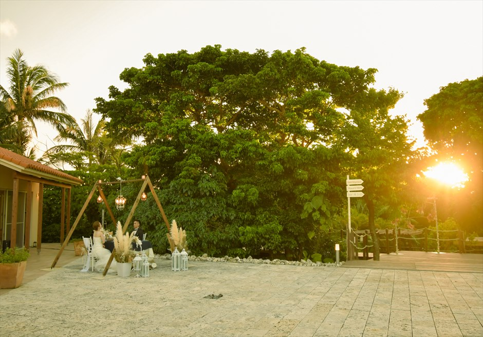 Coral Terrace Ishigaki Chapel Wedding Party<br>コーラル・テラス石垣島チャペル・ウェディングパーティー&披露宴
