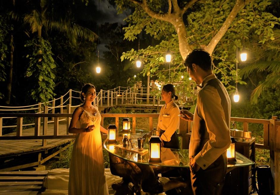 Coral Terrace Ishigaki Deck Wedding Party<br>コーラル・テラス石垣島デッキ・ウェディングパーティー&披露宴