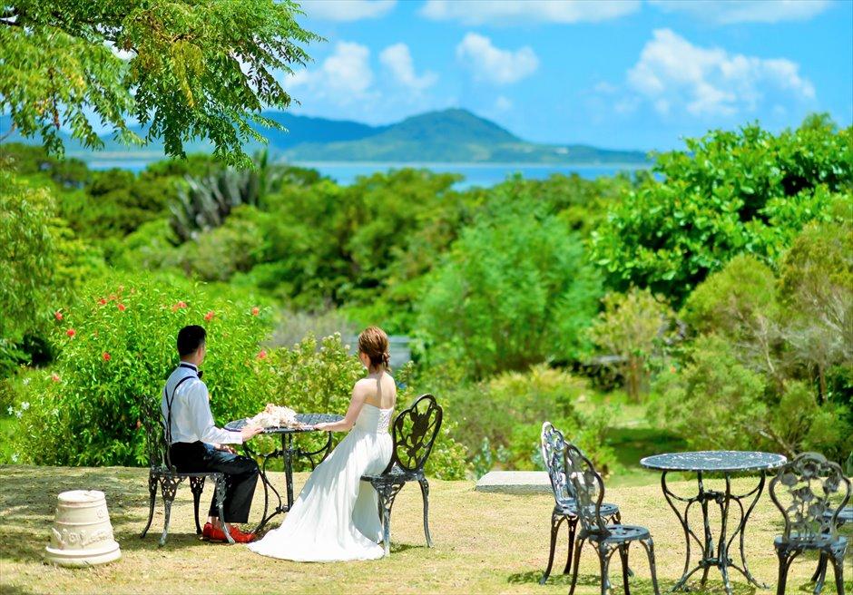 Herb Garden PANA Garden Wedding Party<br>ハーブ・ガーデン・パナ・ガーデン・ウェディングパーティー&披露宴