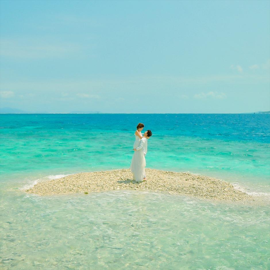 挙式代金だけでなく、クオリティ・ウェディング総額の安さを比べてください。<br>海外リゾートのようなウェディングシーンを沖縄石垣島で実現する
