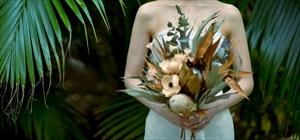 アートフラワー・ブーケ&ブートニア・オーダーメイド<br><br>造花を使用したブーケ<br>デザイン・大きさ・花材をご指定ください<br>¥20,000~
