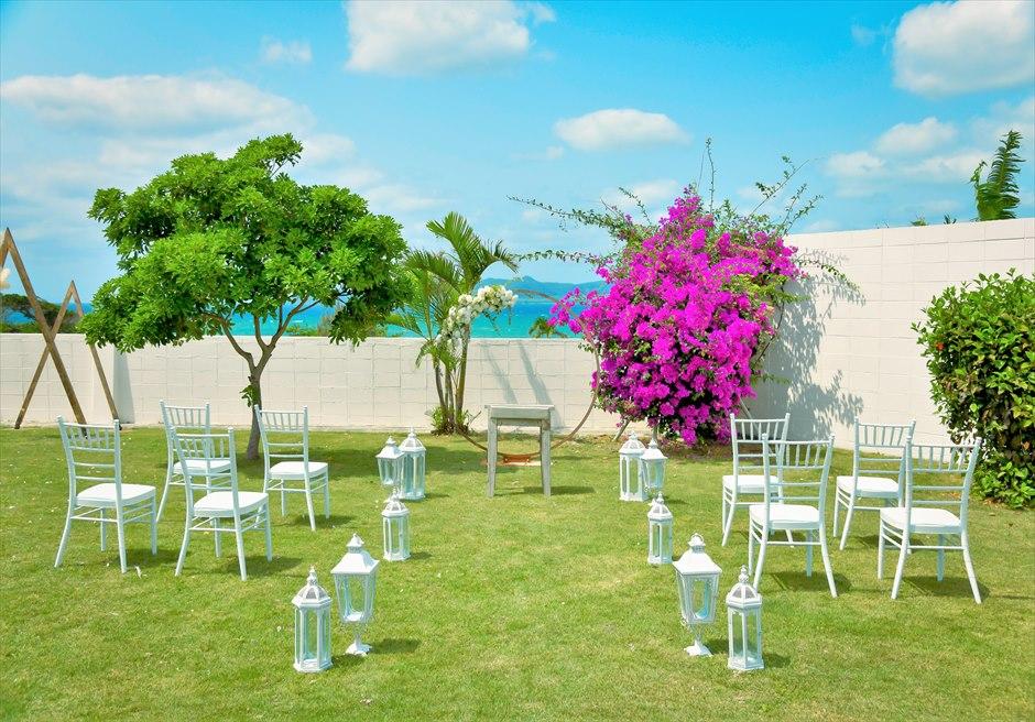沖縄・石垣島 海邦フサキ ヴィラ・ウェディング・挙式・結婚式