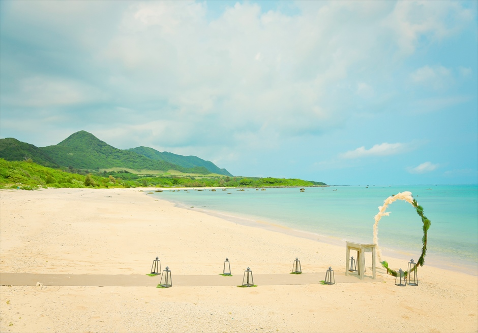 沖縄・石垣島 ザ・セブン・スターズ・リゾート ビーチ・ウェディング・挙式・結婚式