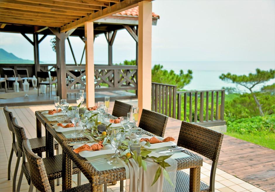 Seaforest Ishigaki Restaurant Terrace Wedding Party<br>シーフォレスト石垣島レストラン・テラス・ウェディングパーティー&披露宴