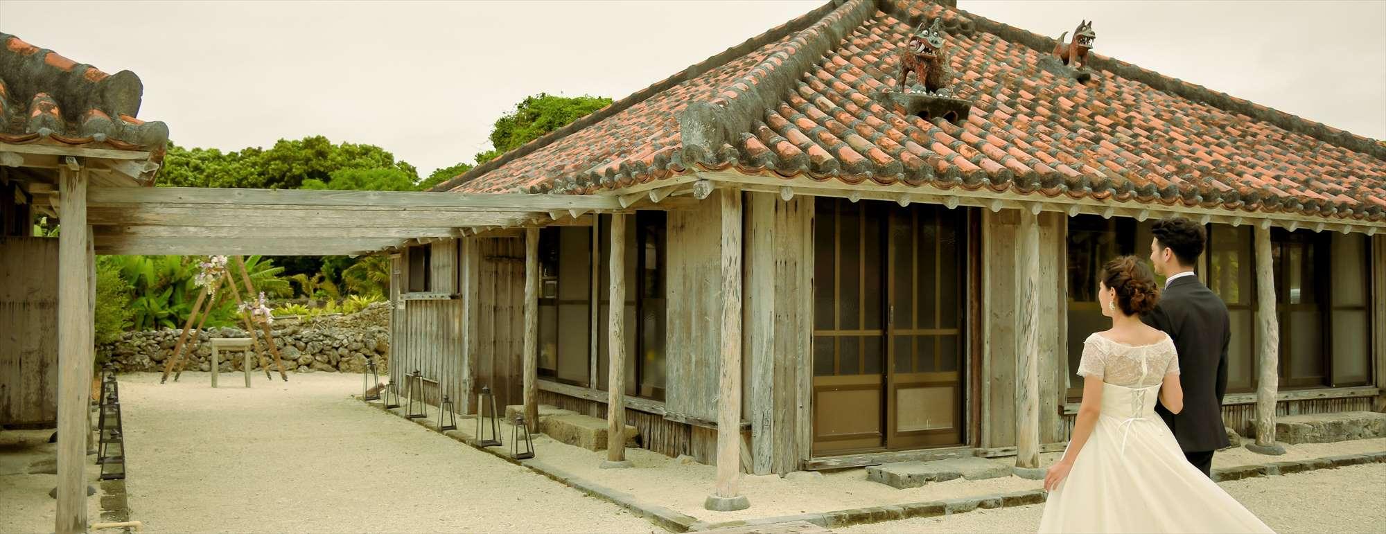 沖縄竹富島 琉球古民家ウェディング Ishigaki Island Okinawa Ryukyu Kominka Takamine Wedding 竹富島タカミネ挙式