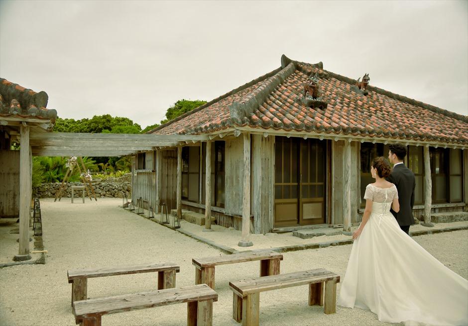沖縄竹富島/琉球古民家ウェディング/ Ishigaki Island Okinawa Ryukyu Kominka Takamine Wedding/ 竹富島タカミネ挙式