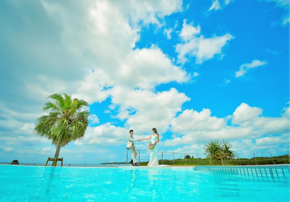 石垣リゾートホテル・フォトウェディングインフィニティ・プール