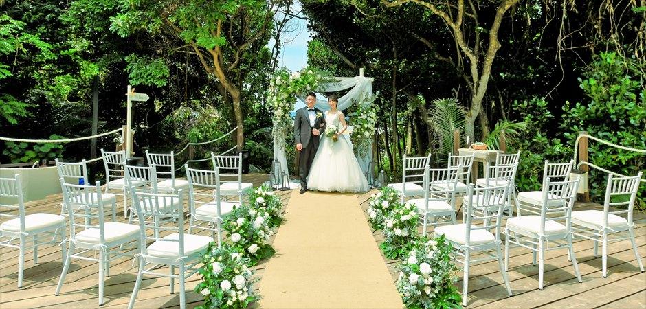 Oceanfront Deck Luxury Wedding