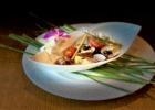 コーラル・テラス石垣島・沖縄披露宴│ウェディング・ディナー・5コースメニュー│メイン:魚料理