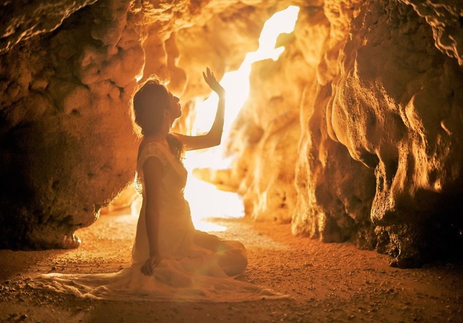 コーラル・テラス石垣島フォトウェディングリゾート直結・青の洞窟フォトツアー