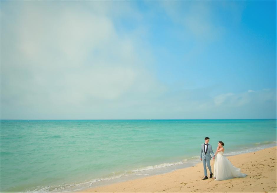 Kohama Island 1Spot<br>Wedding Photo Shooting