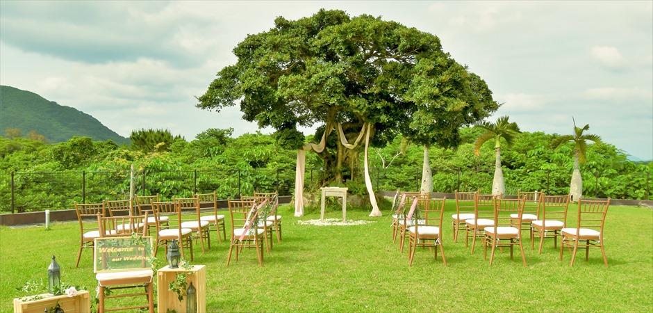 Tree Garden Wedding