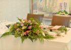 ホテル海邦川平 ホテル内ダイニング・ウェディング・パーティー&披露宴 高砂装飾一例