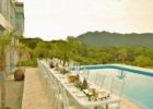 ホテル海邦川平 プールサイド・ウェディング・パーティー&披露宴 パーティー会場装飾一例
