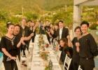 ホテル海邦川平 プールサイド・ウェディング・パーティー&披露宴 パーティーシーン