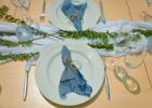 ホテル・ロイヤル・マリン・パレス石垣島 レストラン・テラス・ウェディングパーティー&披露宴 テーブル装飾一例