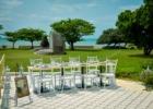 ホテル・ロイヤル・マリン・パレス石垣島 レストラン・テラス・ウェディングパーティー&披露宴 海とガーデンを望む会場