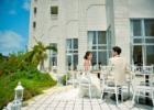ホテル・ロイヤル・マリン・パレス石垣島 レストラン・テラス・ウェディングパーティー&披露宴 パーティーシーン