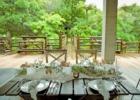 西表島ジャングル・ホテル・パイヌマヤ ブリッジ・デッキ・ウェディングパーティー&披露宴会場装飾一例