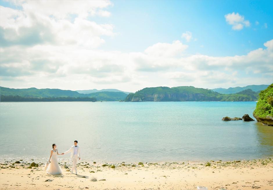 ヴィラうなりざき西表島・沖縄ビーチ・フォトウェディング