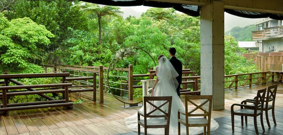 Bridge Deck Wedding
