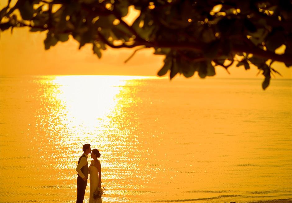 Ishigaki 1Spot Sunset<br>Wedding Photo Shooting