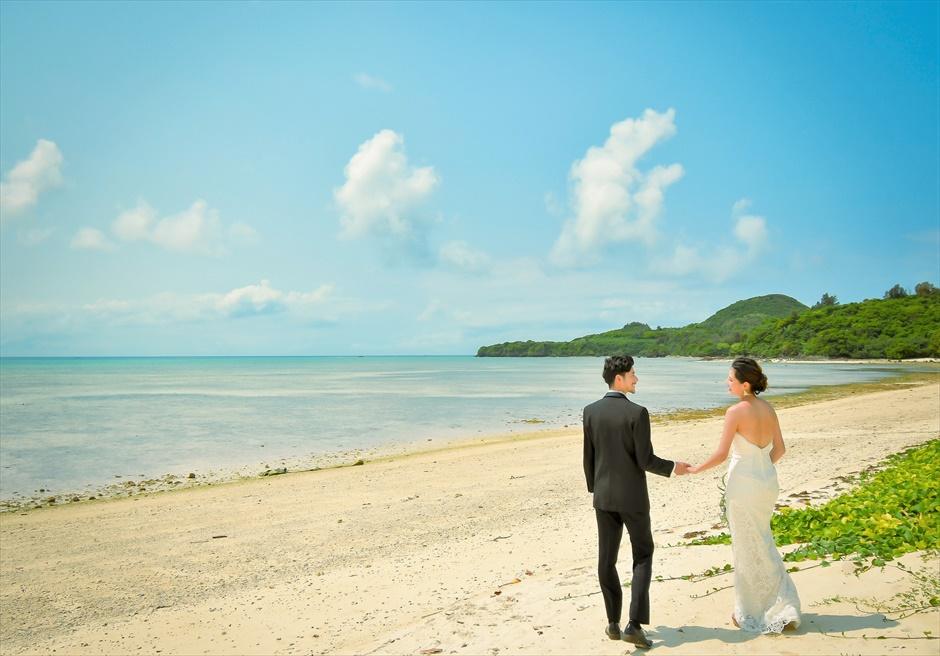 石垣シーサイドホテルフォトウェディング石垣島随一に美しいビーチ