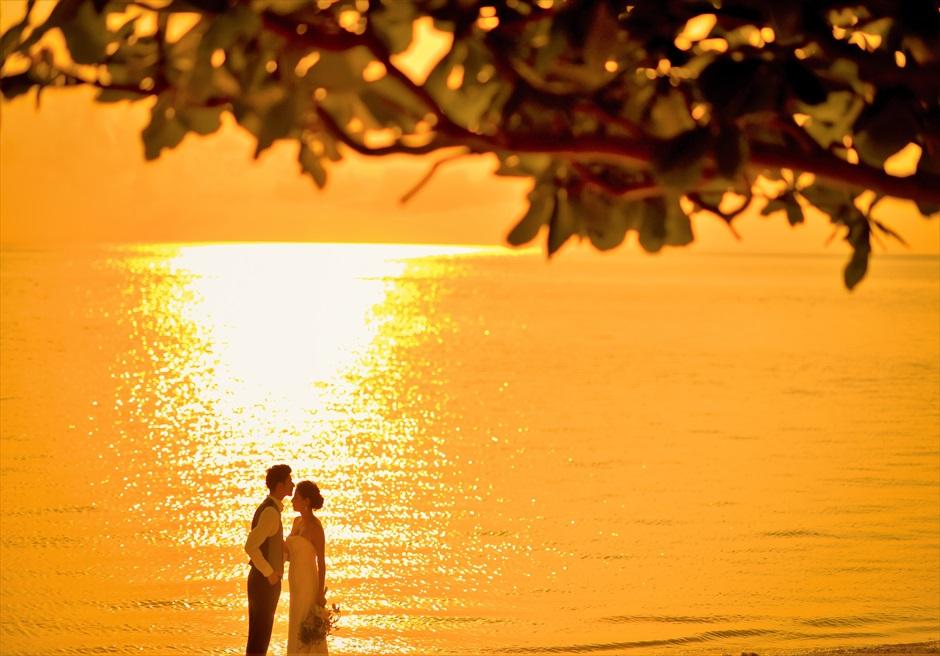石垣シーサイドホテルフォトウェディング石垣島随一に美しいビーチ・サンセット