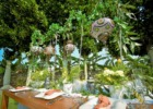 石垣白保ノスタルジーガーデンガーデン・パーティー会場装飾一例