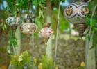 石垣白保ノスタルジーガーデンガーデン・パーティー・ガラスランタン装飾一例