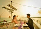 石垣島&八重山諸島クルージング・ウェディング パーティー&披露宴 サンセット