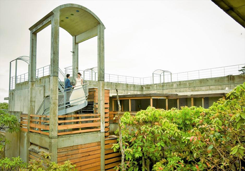 西表島ジャングル・ホテル・パイヌマヤルーフトップ・フォトウェディング