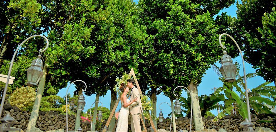 Nostalgia Garden Wedding