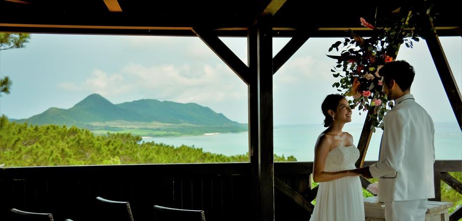 Oceanfront Roof Deck Wedding