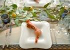 シーフォレスト石垣島レストラン テーブル装飾一例