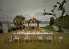 ヴィラうなりざき西表島ガーデン ウェディング・パーティー&披露宴会場一例