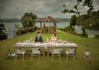 ヴィラうなりざき西表島ガーデン ウェディング・パーティーシーン