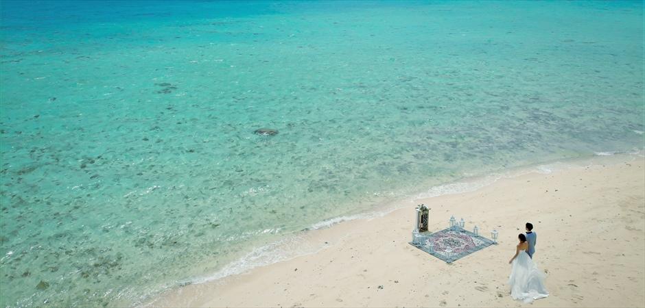 Phantom Beach Magic Carpet Wedding
