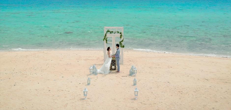 Phantom Beach Heaven's Door Wedding