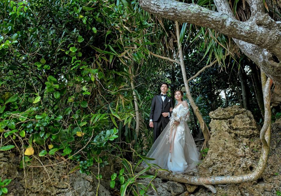 ビーチ・ガーデン・フォトウェディング│沖縄石垣コーラル・テラス挙式・結婚式