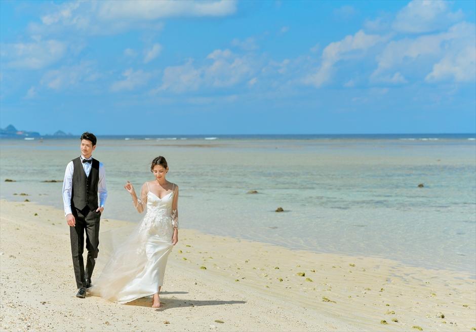 シークレットビーチ・フォトウェディング│沖縄石垣コーラル・テラス挙式・結婚式