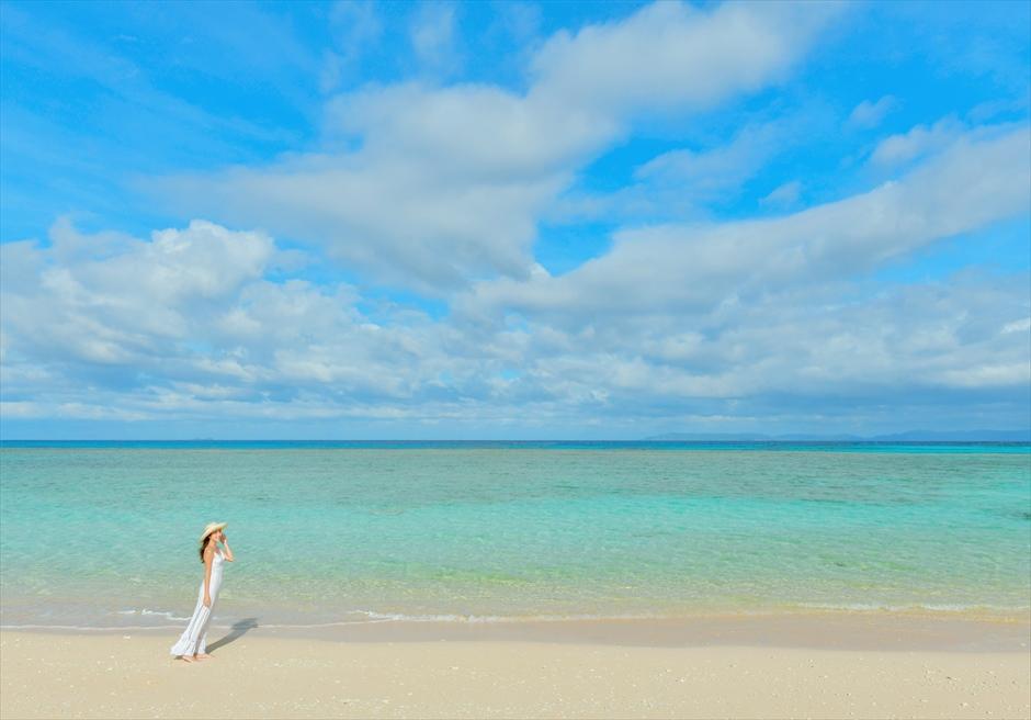 Hateruma Island 1Spot<br>Wedding Photo Shooting