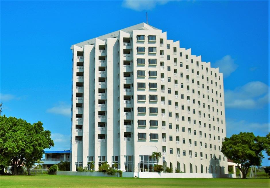 ホテルロイヤルマリンパレス石垣島/ホテル外観