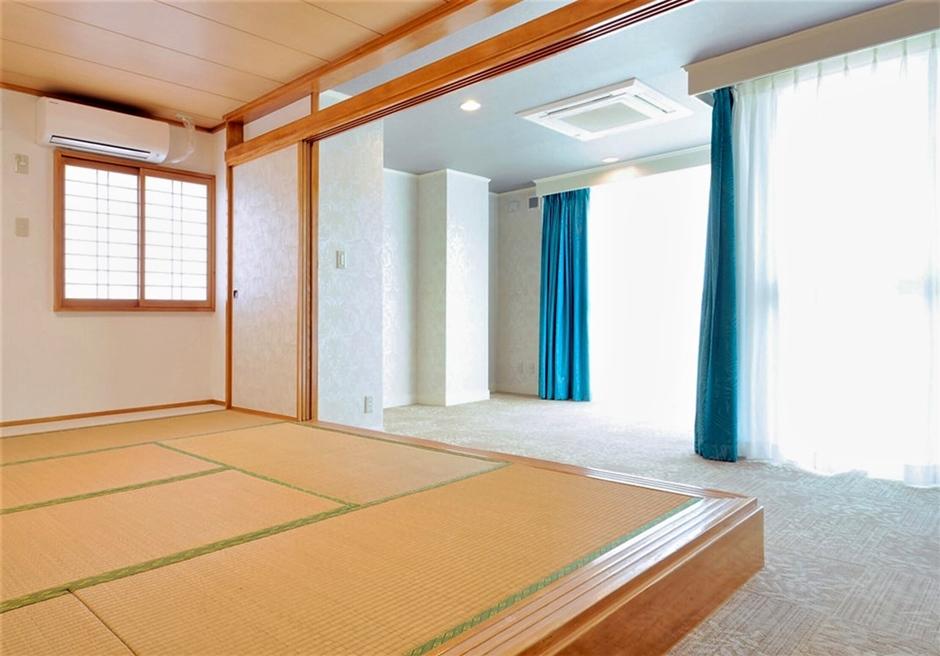 ホテル海邦川平/和洋室(201号室)
