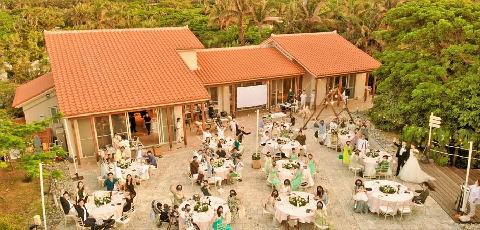 KANON Ishigaki & Islands Wedding 体験談、口コミ、評価 ご新郎&ご新婦ウェディングレポート