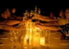 ルーフトップ・サンセット・ウェディングパーティー&披露宴 パーティーシーン
