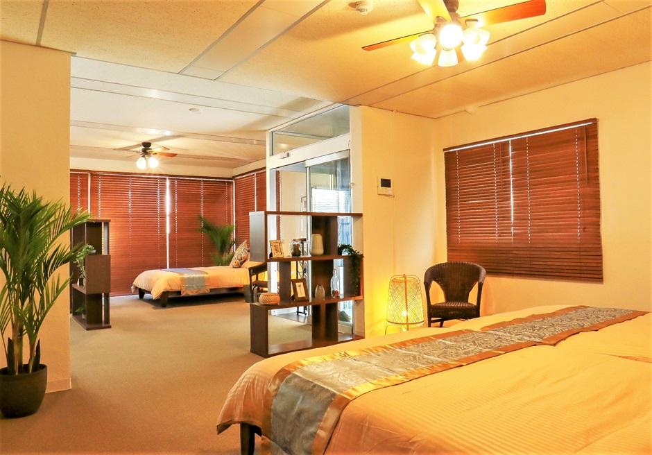 コアハウス石垣島/1階 ベッドルーム(イメージ)